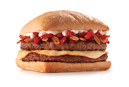 Red Pepper Provolone Doble Carne