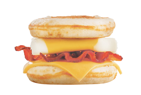 McGriddles Bacon