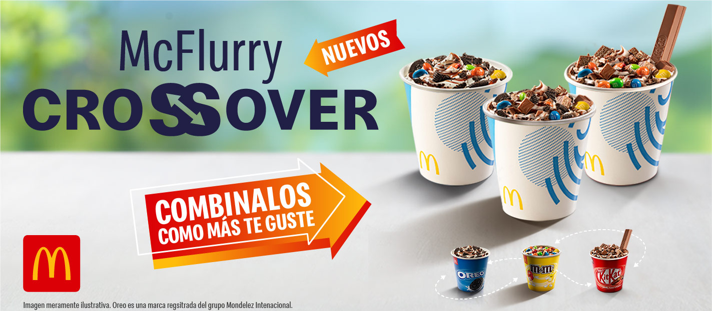 McFlurry Crossover.